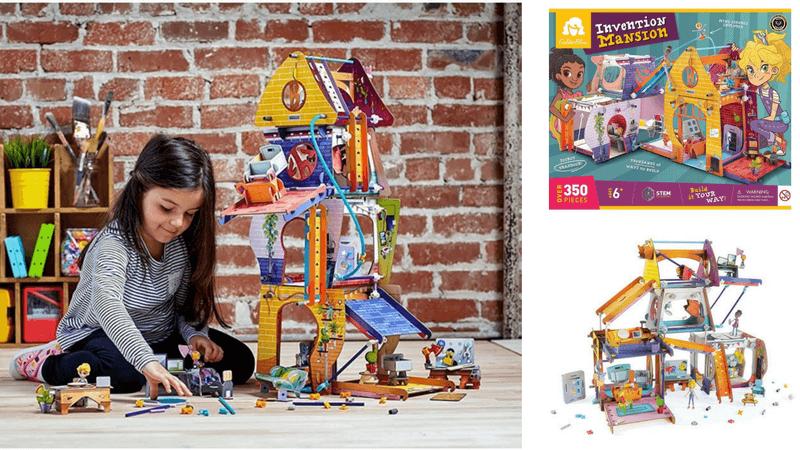 Best Building Toys For Girls : Best building toys for kids stem girls great