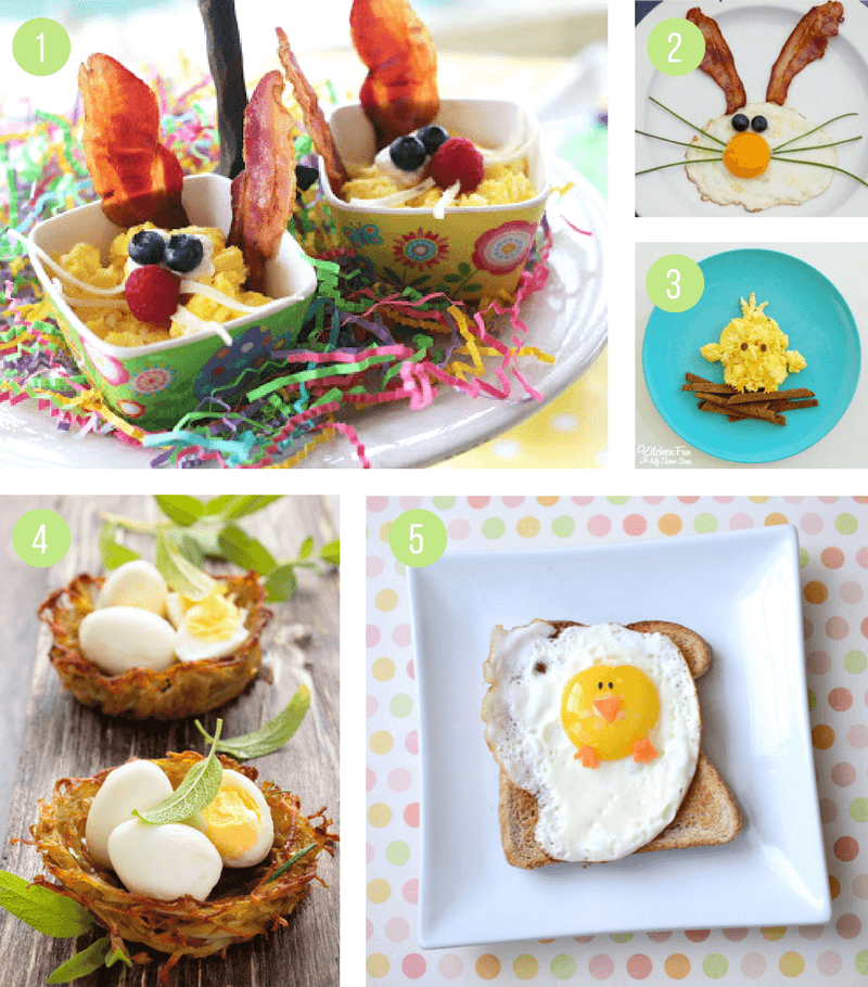 A Day's Worth Of Creative Easter Eats (Breakfast, Lunch ...