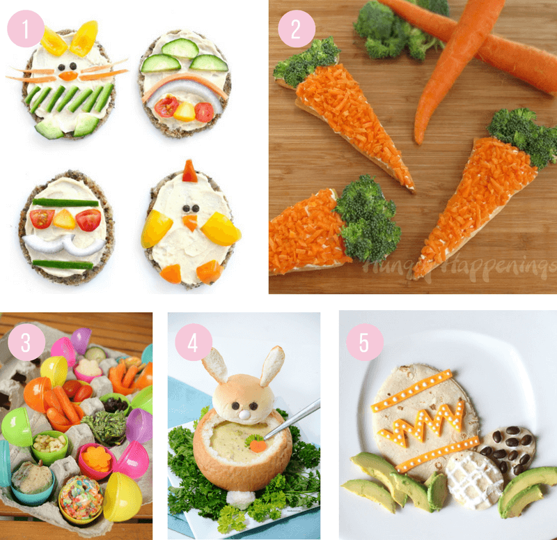 Easter Food Ideas For Kids Lunch Recipes That Are Healthy Fun And Easy To