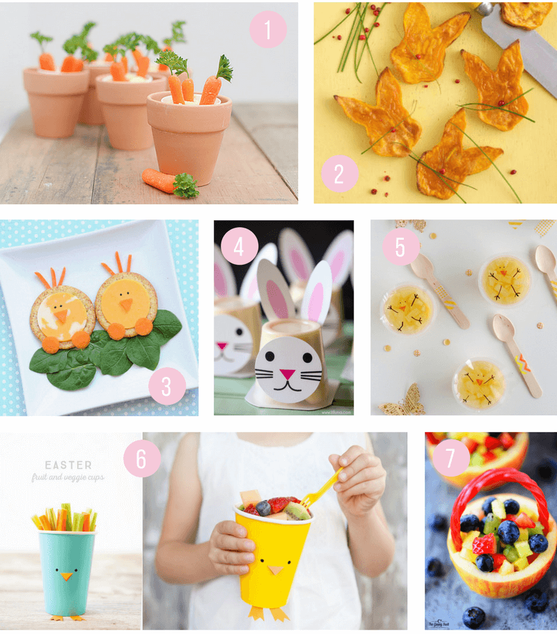 Healthy Easter Snack Ideas For Kids Fun Snacks That Are Great For