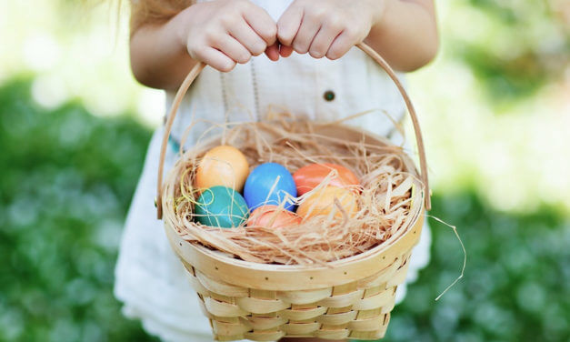 250 Non‐Candy Easter Basket Ideas For Kids From Babies To Teens (With No Junky Stuff!)