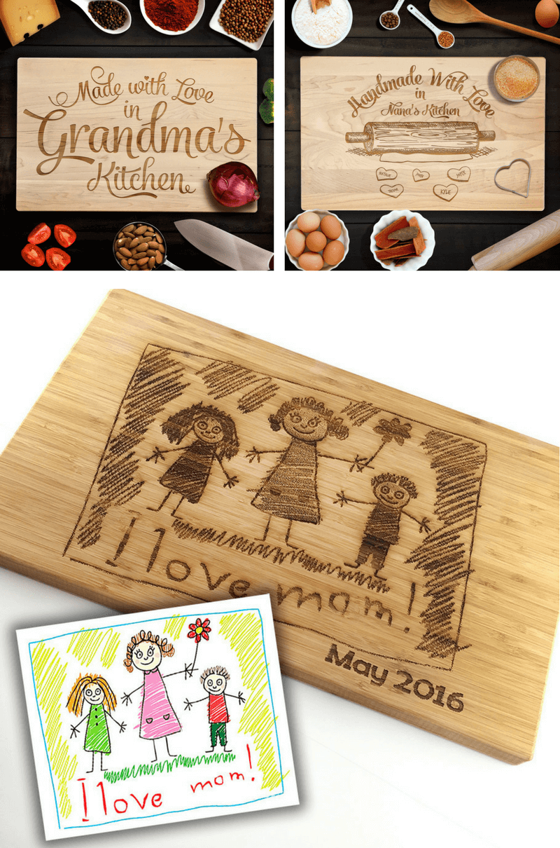 19 Unique Personalized Gifts For Mother S Day Custom Creations That