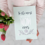 Printable Mother's Day Booklet. Step Up Your Card Game With This Homemade Masterpiece From Your Kids.