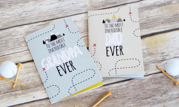 Free Printable Father's Day Booklet. AHomemade Gift Sure To Melt Daddy'sHeart.