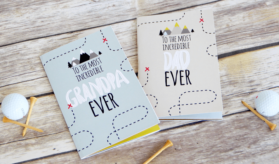 Free Printable Father's Day Booklet. A Homemade Gift Sure To Melt Daddy's Heart.