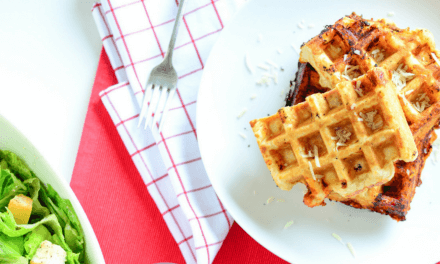 "Waffles For Dinner?! 3 Insanely Easy (<span class=""amp"">&</span> Delicious!) Recipes Your Whole Family Will Devour."