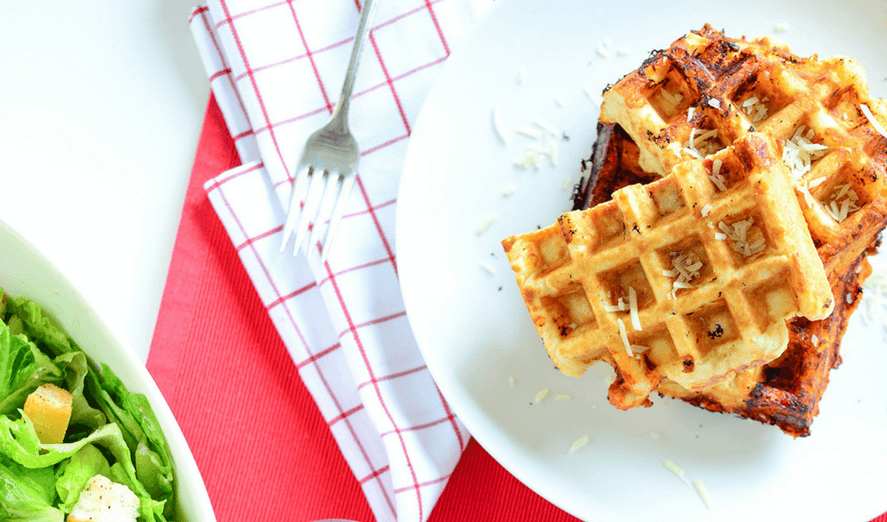 """Waffles For Dinner?! 3Insanely Easy (<span class=""""amp"""">&</span> Delicious!) Recipes Your Whole Family Will Devour."""