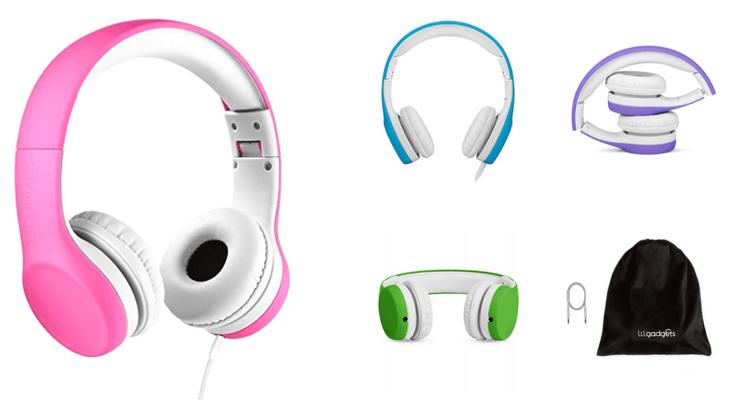 Best Headphones For Kids - LilGadgets