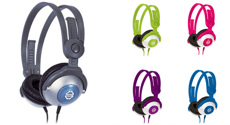 Best Headphones For Kids - Kidz Gear