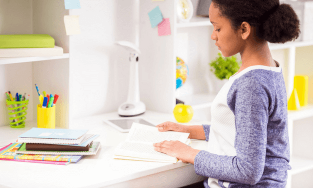 """How To Create The Ultimate Homework Station (So You'll Never Have To Ask """"Is Your Homework Done?"""" EverAgain)"""