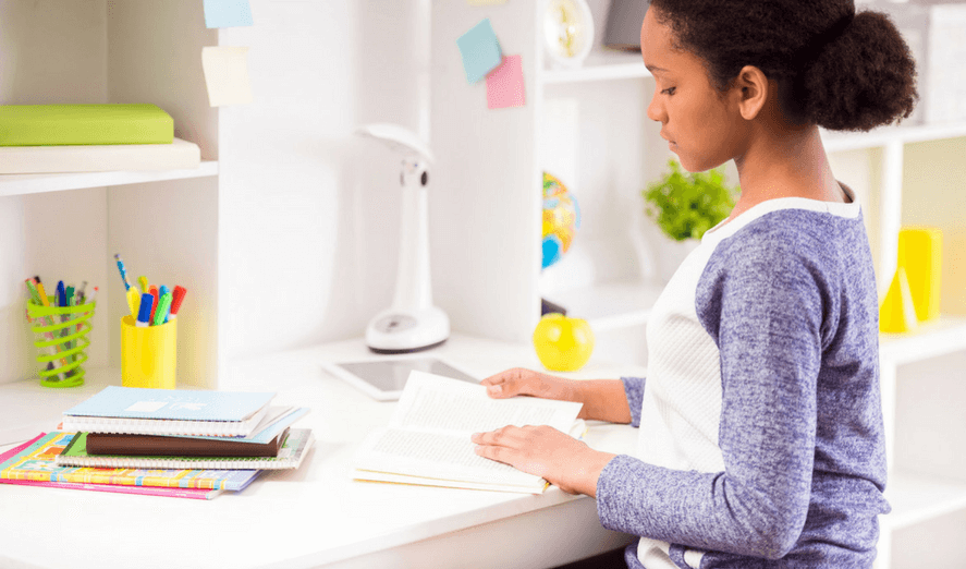 "How To Create The Ultimate Homework Station (So You'll Never Have To Ask ""Is Your Homework Done?"" Ever Again)"