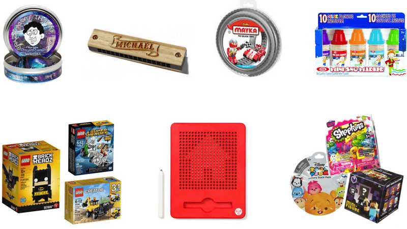 Best Stocking Stuffers For Kids   Small Gift Ideas For 4-7 Year Olds