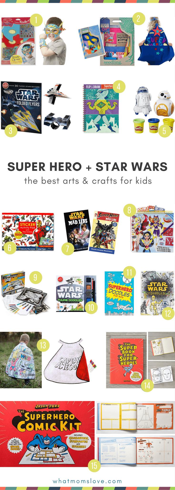 e600b48b17880 Gift Guide  The Best Gift Ideas for Superhero   Star Wars Lovers ...