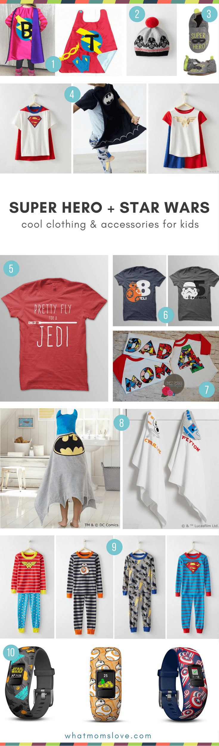 Gift Guide The Best Gift Ideas For Superhero Star Wars Lovers