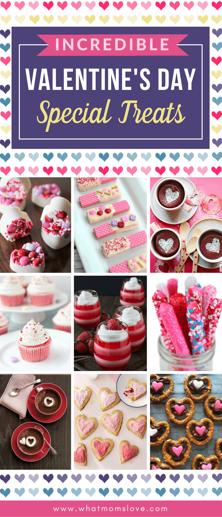 Valentine S Day Special Treats Valentines Day Treat Ideas For Kids