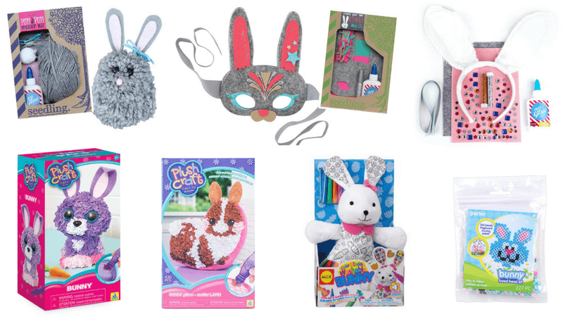 250 non candy easter basket ideas for kids from babies to teens non candy easter basket ideas for kids of all ages from babies to negle Choice Image