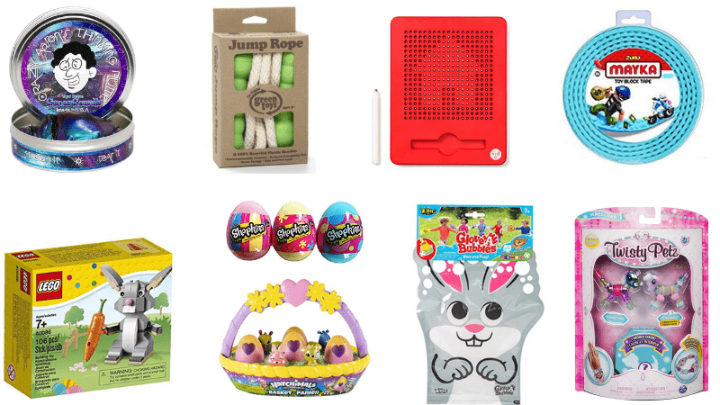 250 Non Candy Easter Basket Ideas For Kids From Babies To Teens