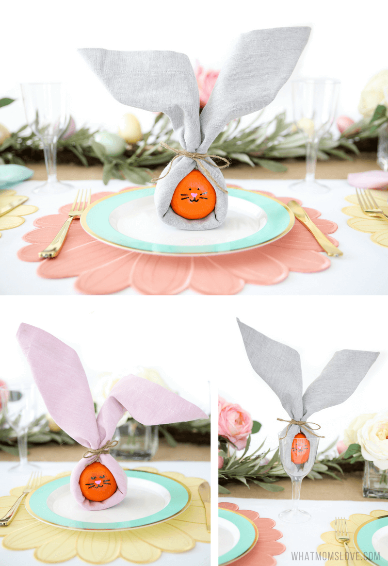 Easter Table Kids\' Crafts That Are As Sweet As Can Be - what moms love