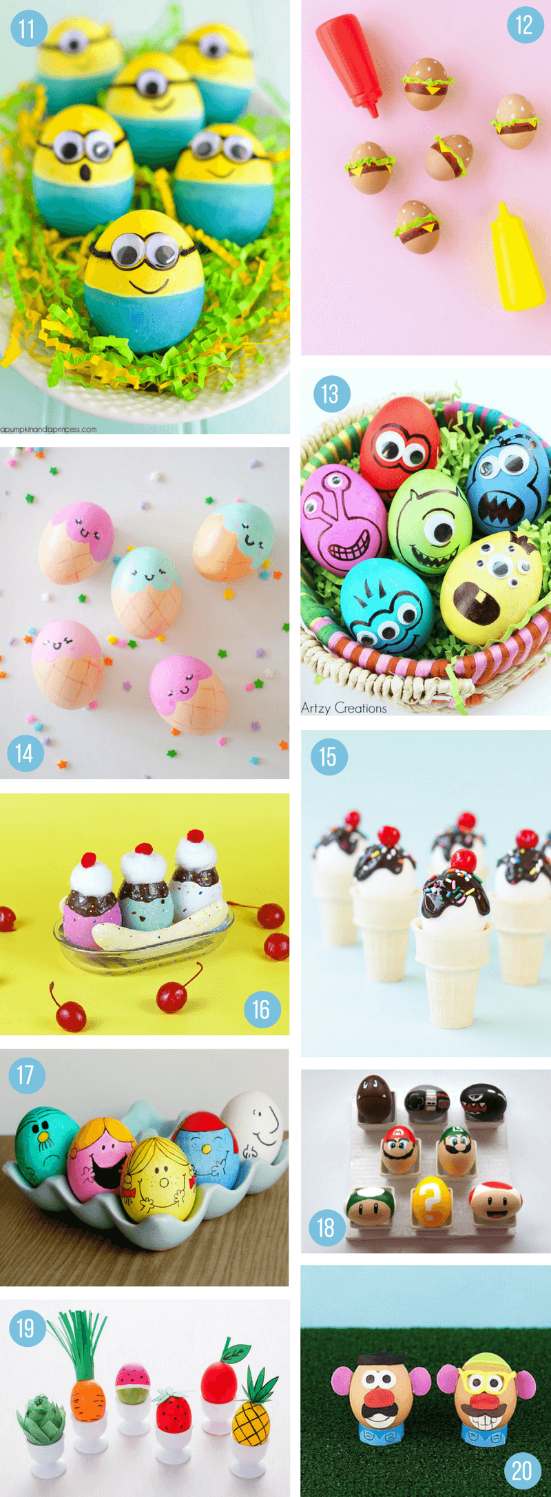 Easter Egg Decorating Ideas For Kids 70 Creative Ways To