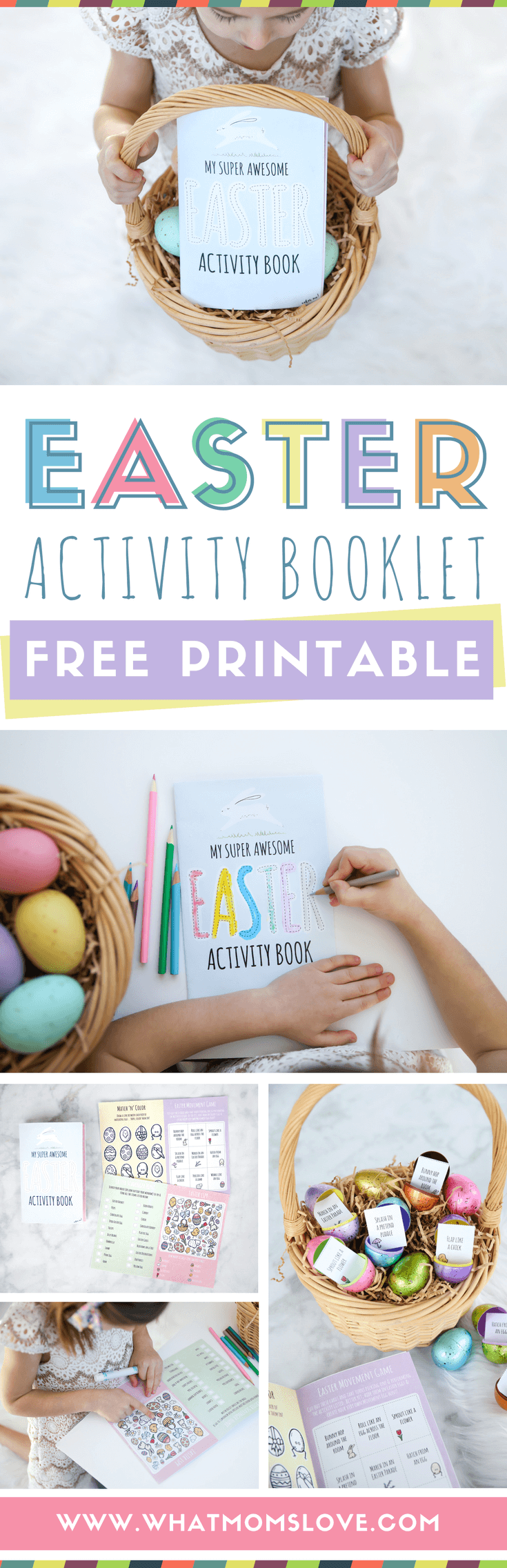 Easter Crafts And Activities Are Made Easy With These Clever Printables For Kids