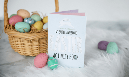 Free Printable Easter Activity Book