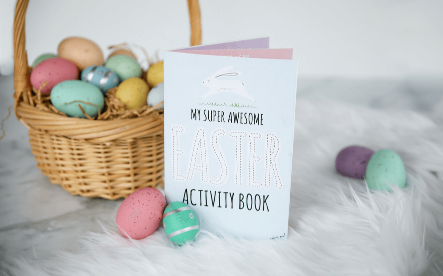 And How Can We Possibly Not Mention Our Very Own Printable Easter Activity Book Its Full Of Engaging Activities Your Kids Do To Get In The