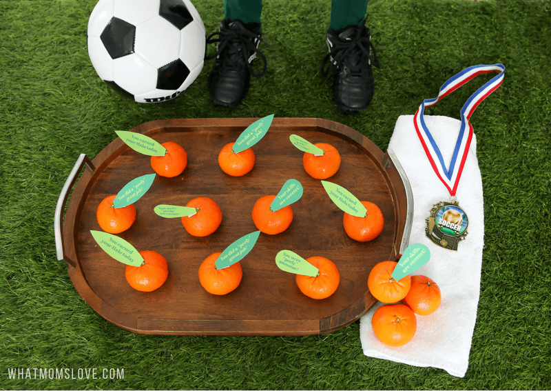 healthy sports snacks for kids fun ideas for post game team snacks