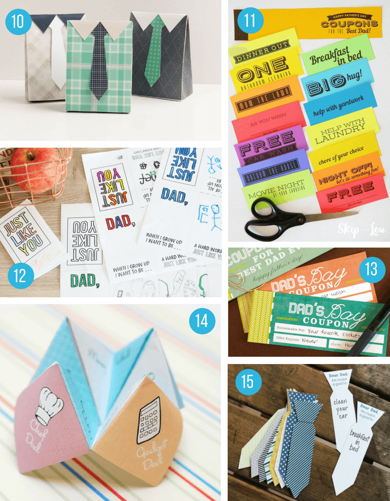 graphic about Printable Fathers Day Craft known as 100+ Unbelievable Do it yourself Fathers Working day Reward Recommendations Towards Small children - what