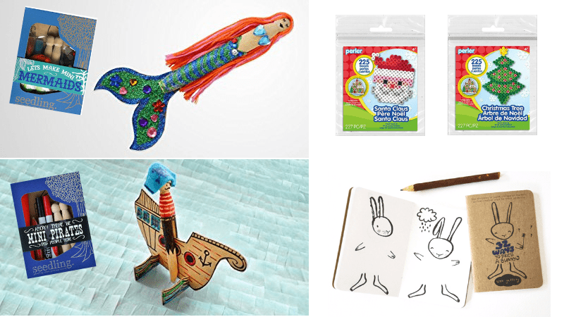 Best Stocking Stuffers For Kids | Small Gift Ideas For 4-7 Year Olds