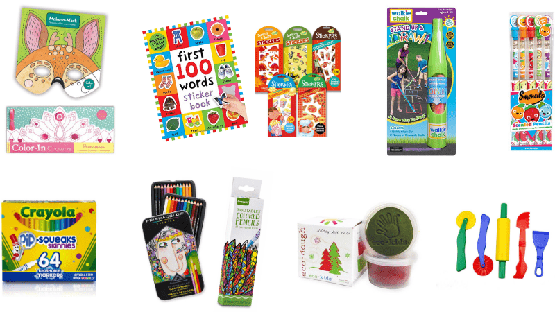 8a4a99ea0ae 250+ Unique Stocking Stuffers For Kids From Babies to Teens (That ...