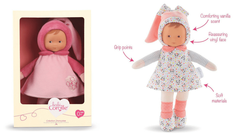 Gift Guide Best Toys for Doll Lovers - Corolle babicorolle