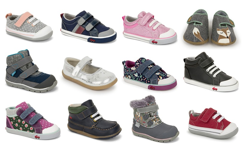 Best Non-Toy Gifts for Kids - shoes