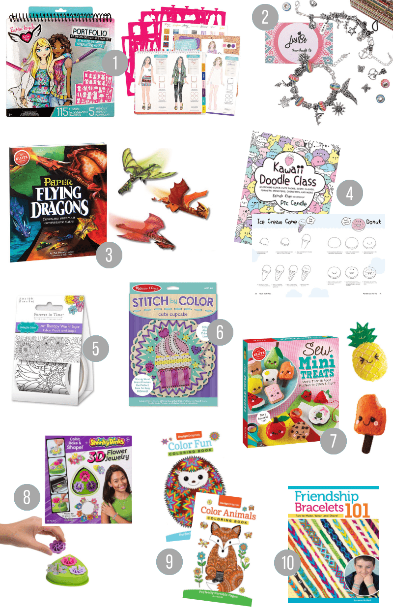 The Best Arts Crafts Supplies Gift Ideas For Kids From