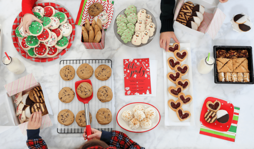 How To Host A Holiday Cookie Exchange Party For Kids — A Tasty Annual Tradition