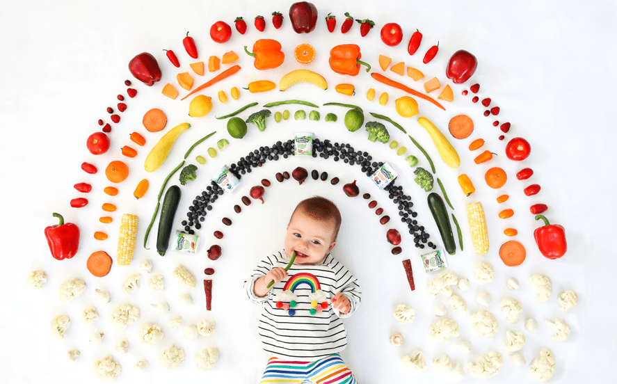 """18 Tips To Raise An Adventurous, Non‐Picky Eater From Baby To Toddler <span class=""""amp"""">&</span>Beyond"""