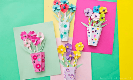 "The Epic Collection Of Spring Crafts For Kids — All The Best Art Projects <span class=""amp"">&</span> Activities To Celebrate The Season"