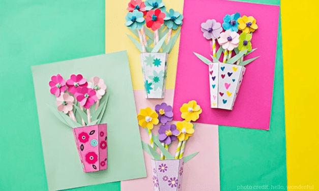 Featured 5 Spring Projects: What Moms Love